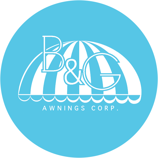 B & G Awnings Logo